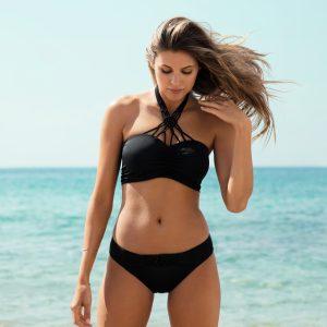 Macrame Bandeau Bikini