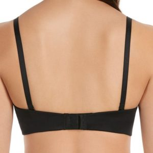 Ultimate Comfort Strapless Bra -Black