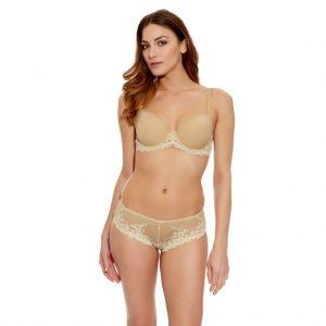 Embrace Lace Contour Bra -Nude