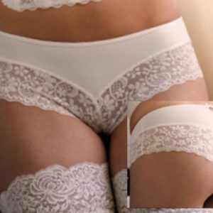Kleemeier Lace Cheeky Brief