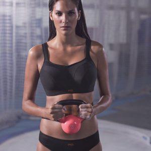 Panache Sports Bra -Black