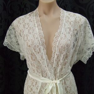 Corded Lace Wrap