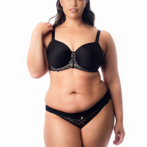 Obession Flexi-wire Maternity Bra - Black