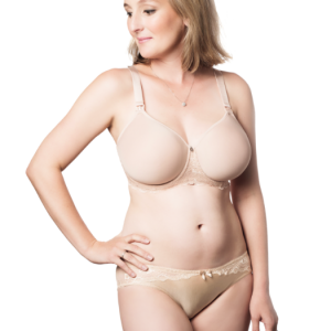 Obession Flexi-wire Maternity Bra - Nude